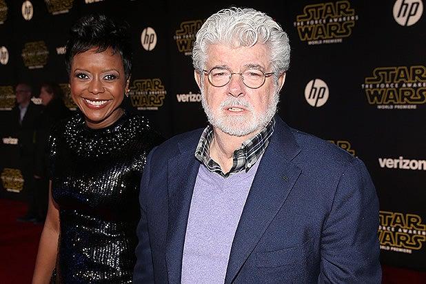 George Lucas Solo Star Wars