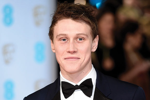 "George MacKay replaces Dane DeHaan in ""Young Americans"""