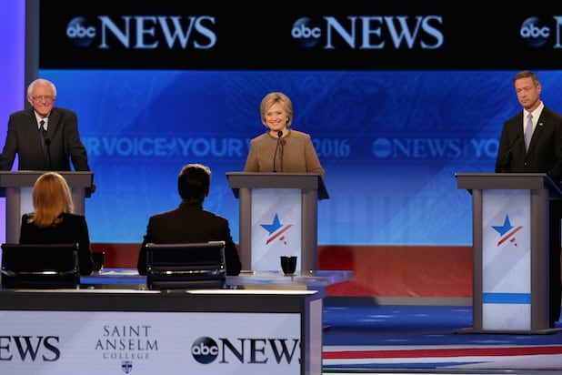 7 takeaways from democratic debate