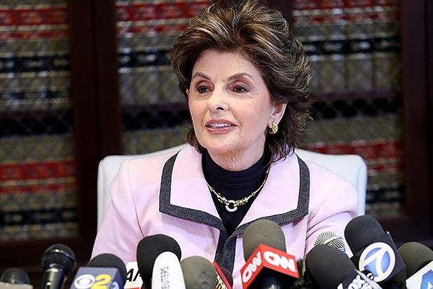 LOS ANGELES, DECEMBER 30: Attorney Gloria Allred speaks during a press conference in response to the felony sexual assault charges levied against comedian Bill Cosby stemming from an alleged January 2004 assault of Temple University employee Andrea Constand at Cosby's Pennsylvania home December 30, 2015 in Los Angeles, California. Allred represents 29 alleged sexual assault victims of Bill Cosby. (Photo by Frederick M. Brown/Getty Images)