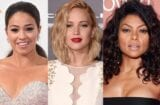 Golden Globe Nominees Taraji P Henson Jennifer Lawrence Gina Rodriguez