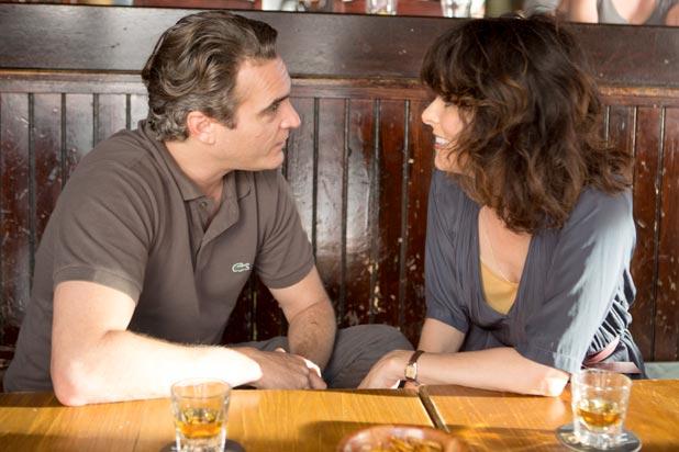 Joaquin Phoenix, Parker Posey, Irrational Man