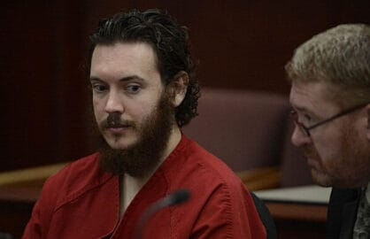 Colorado shooter James Holmes
