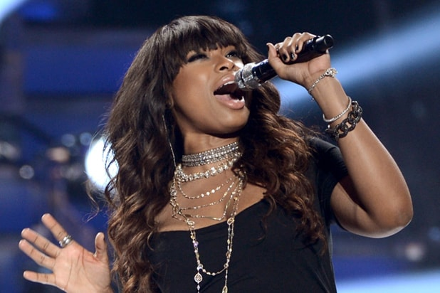 "Jennifer Hudson on ""American Idol"""