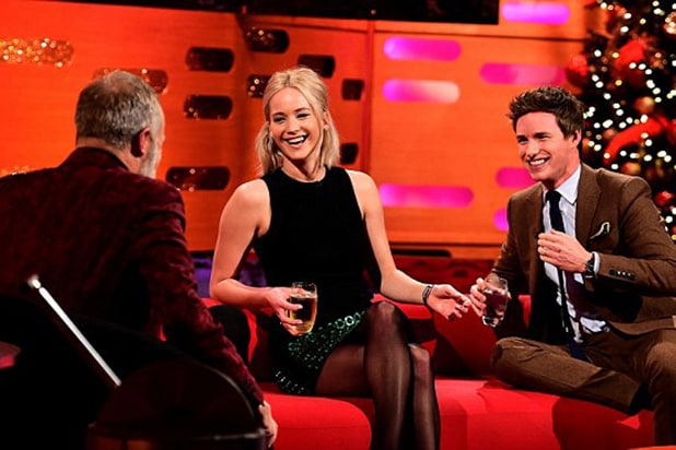 Jennifer Lawrence Graham Norton