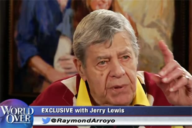 Jerry Lewis: 'Refugees Should Stay Where the Hell They Are'