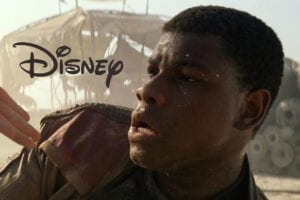 Disney logo Star Wars