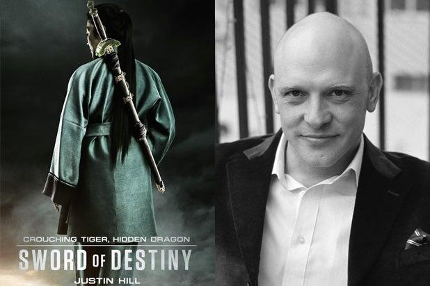 Sword of Destiny Justin Hill