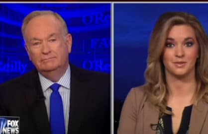 Katie Pavlich Bill O'Reilly