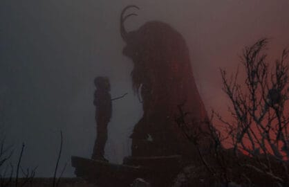 Krampus 2015 Christmas horror movie