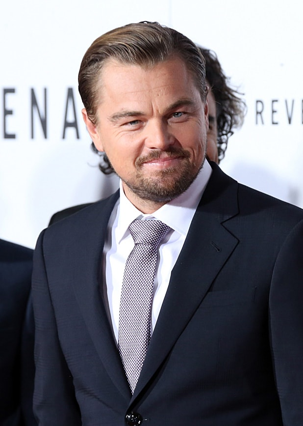 The Revenant Premiere In Hollywood With Leonardo