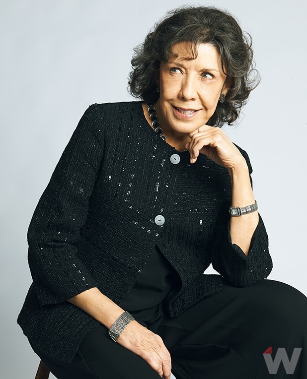 Lily Tomlin on Her 'Gr...