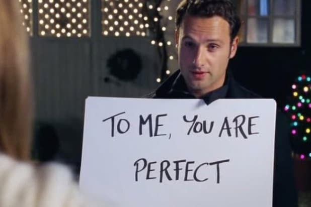 Love Actually Rick Grimes