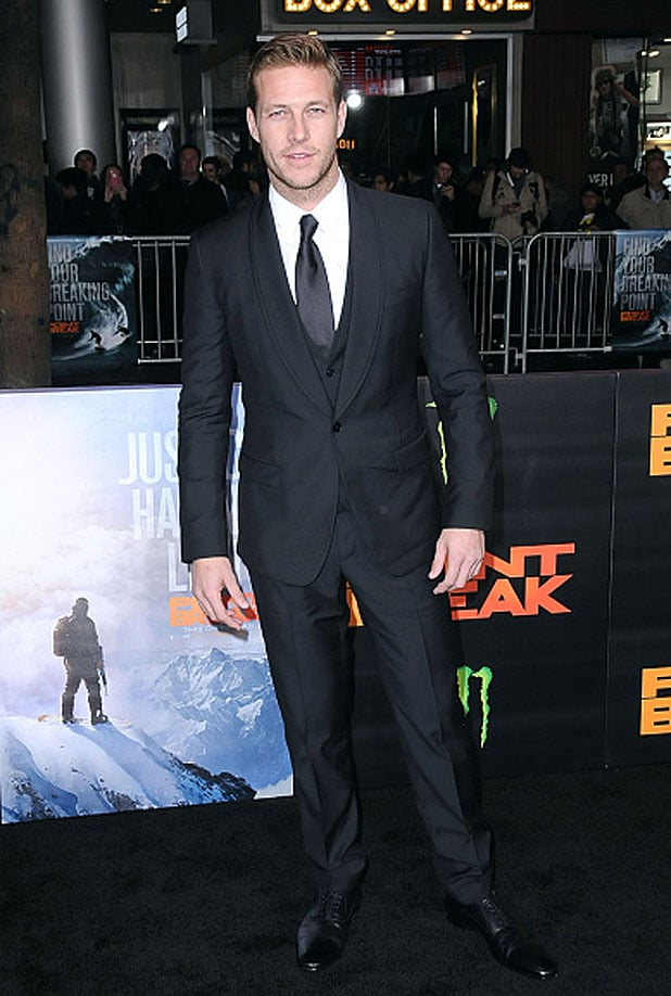 'Point Break' Hollywood Premiere With Stars Luke Bracey ...