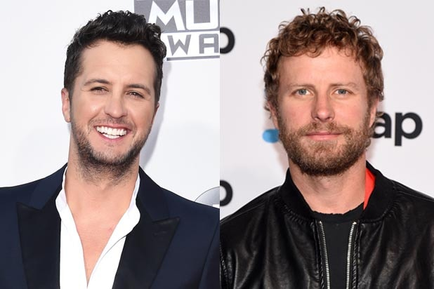 Luke Bryan Dierks Bentley