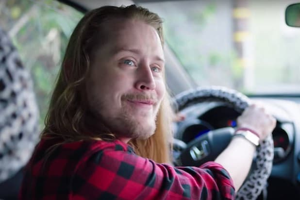 Macaulay Culkin Home Alone Web Series