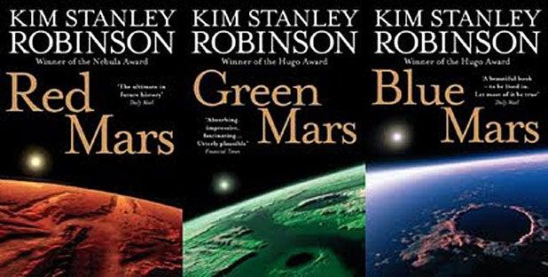 Mars-Trilogy