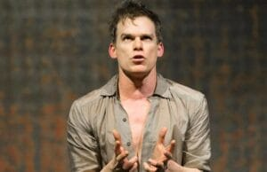 Michael C. Hall in 'Lazarus'