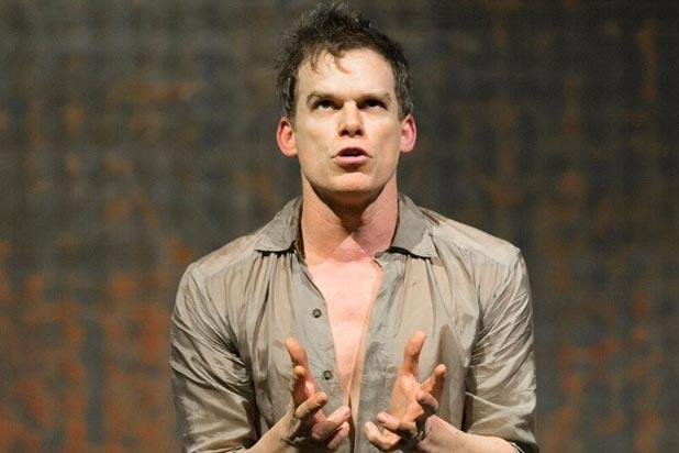 Michael C. Hall in 'Lazarus'