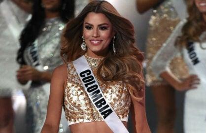 Miss Colombia Ariadna Gutiérrez