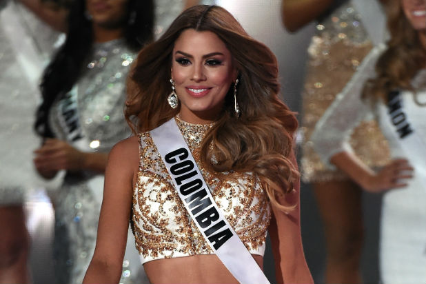 Colombian Miss Universe Runner-Up Cast as Vin Diesel's Love