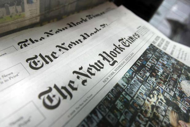 Ny Times Admits Error Of Judgment In Publishing Anti Semitic Cartoon