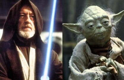 Obi Wan Yoda Force Awakens