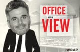Office With a View Evan Shapiro
