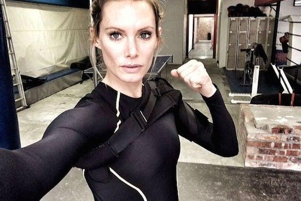 Olivia Jackson Resident Evil Stunt Woman