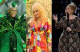 Queen Latifah Dolly Parton Adele Split