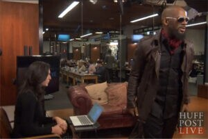 R Kelly HuffPost Live