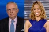 Ralph Peters and Stacey Dash