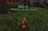 """Rhonda Rousey Appears in """"World of Warcraft"""""""