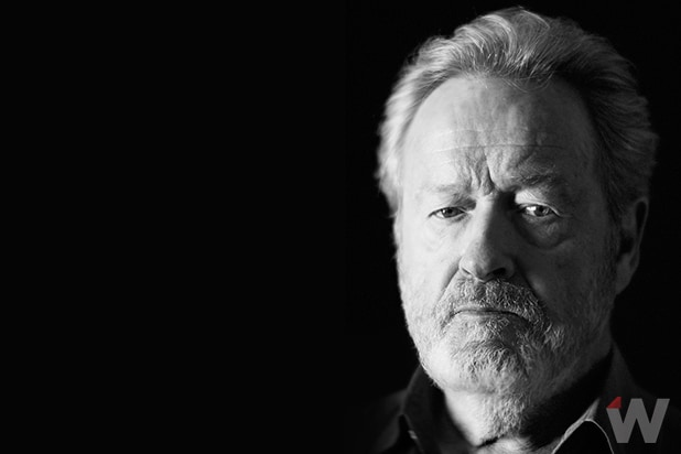Ridley Scott circling Merlin movie at Disney
