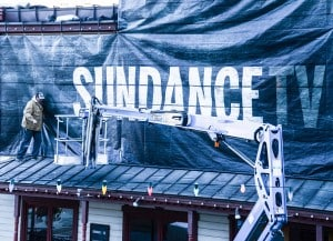 PARK CITY, UT - JANUARY 21: A general view of atmosphere on Main Street during the 2014 Sundance Film Festival on January 21, 2015 in Park City, Utah. (Photo by George Pimentel/Getty Images for Sundance)
