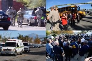 San Bernardino Shooting Split