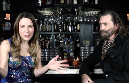 Timothy Omundson Galavant Drinking With The Stars