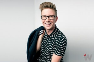 tyler oakley webby awards