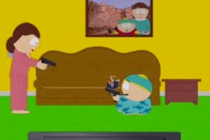 South Park Gun Control finale