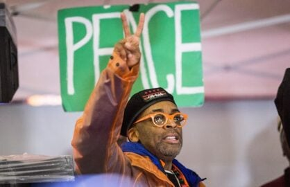 Spike Lee, ESPN, NBA partner to end gun violence