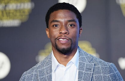 Chadwick Boseman Thurgood Marshall