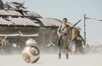 Daisy Ridley, Star Wars