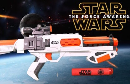"Disneyland bans ""Star Wars"" blasters, toy guns, costumes"