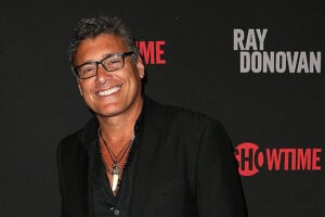 LOS ANGELES, CA - JUNE 25: Actor Steven Bauer attends Showtime's new series premiere of 'Ray Donovan' at the Directors Guild of America on June 25, 2013 in Los Angeles, California. (Photo by Frederick M. Brown/Getty Images)