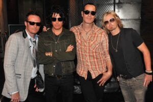 Stone Temple Pilots with Scott Weiland