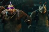 TMNT 2 Bebop Rocksteady