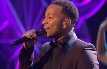 John Legend Taraji and Terrence's White Hot Holidays