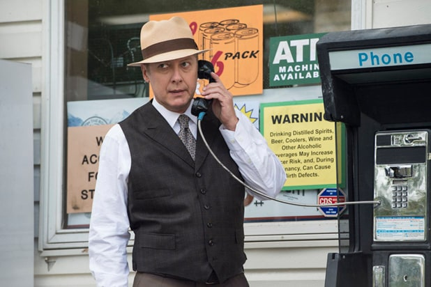 The Blacklist James Spader