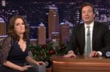 Tina Fey, Jimmy Fallon