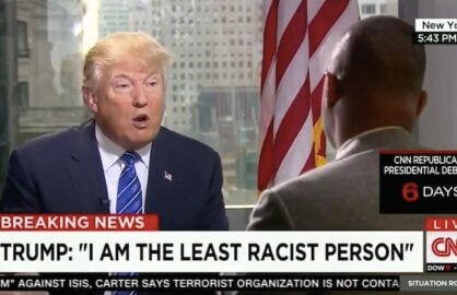 Donald Trump and Don Lemon